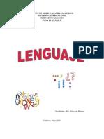 Guía de ortografia