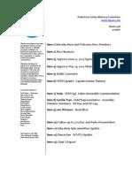 - Agenda - June 11, 2013