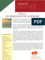 Jardins Memoire 2005