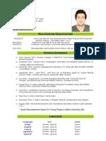 CV Khaledmansour