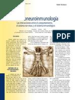 Tema Tecnico de La Psiconeuroinmunologia