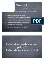 Deel 2_Representatieve Democratie Glijdt Altijd Af Naar Particratie