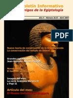 Revista Egipto