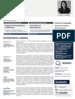 CV - Lic. Paula V. González
