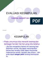 8. Validitas Deduktif Dlm Evaluasi Argumen (8)