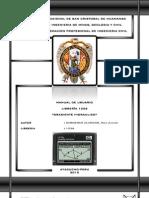 Manual de Gradiente Hidraulico