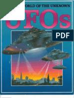 1989 - Usborne World of the Unknown ~ UFO's - T. Wilding-White