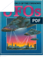 1989 - Usborne World of the Unknown ~ UFO's - T. Wilding-White