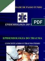 Epidemiologia Do Trauma Uti