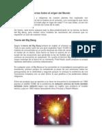 Teorías Sobre el origen del Mundo.docx