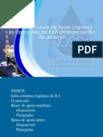 Infra-estrutura de Apoio Logístico no Rio de Janeiro - ONIP