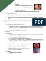 Patologías vocales