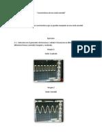 Características de una onda senoidal