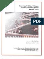 I-5 Bridge Collapse Incident Command Report