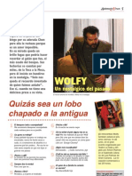 Entrevista Wolfy