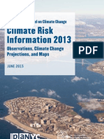 Npcc Climate Risk Information 2013 Report