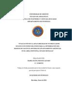 42_EVALUACIÓN DE LA APLICABILIDAD DE UN MEZCLADOR ESTÁTICO EN FONDO DEL POZO