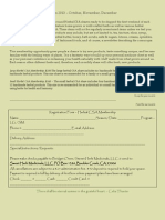 Herbal CSA Registration Form