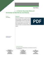 Schlenker & McKittrick imagePROGRAF Case Study