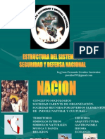 Defensa Nacional Clase 01