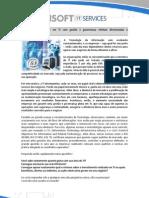 Whitepaper It Services Como Obter Resultados Em Ti Com Gestao de Governanca Efetivas