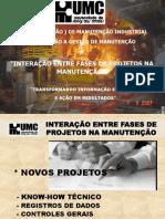 APRESENTAÇÃO FASES PROJETOS MANUTENÇÃO_