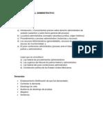 Apuntes_ Derecho Procesal Administrativo