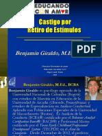 Analisis Conductual Aplicado - Castigo Negativo