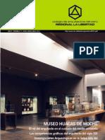 3º Revista del Colegio de Arquitectos - Regional La Libertad - 2010