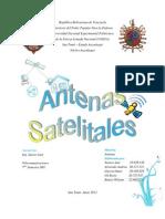 Antena Satelital - Antenas