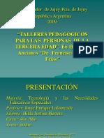 tallerespedagogicosperterceraedad-091129165806-phpapp01