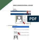 Pasos Para Cambiar Tu Imagen en Hotmail