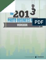 Photography Business Plan Workbook