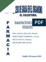 Colesterol Monografia