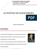 Pontes de Konigsberg