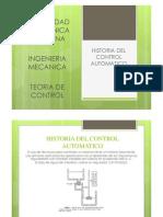 1.1 Historia Del Control Automatico