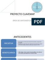 PROYECTO CLAVEMAT