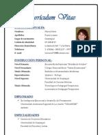 Curriculum Nissey Reyes Lozano