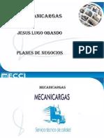 PRESENTACION MECANICARGAS