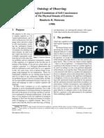 Maturana (1988)-Ontology of Observing.pdf