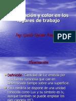 Presentación N° 14 Iluminación y color en el trabajo (a)