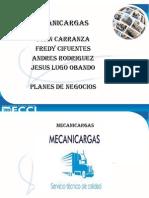 Presentacion Mecanicargas r