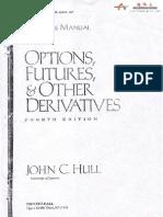 Opciones, Futuros Y Otros Derivados John Hull 4 Ed