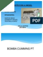 Bomba Cimmins