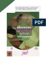 La Educacion Superior en El Contexto Actual de La Sociedad Mexicana