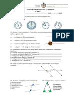 Atividade  - 8° Ano - Avaliação 2° Bimestre.pdf