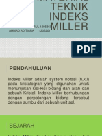 Indeks Miller