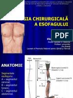 Patologia Chir Esofagului