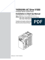 Yaskawa V1000 Manual En