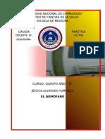 Quirofano Del Hpgdr